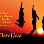 Happy New Year Family and Friends 2022