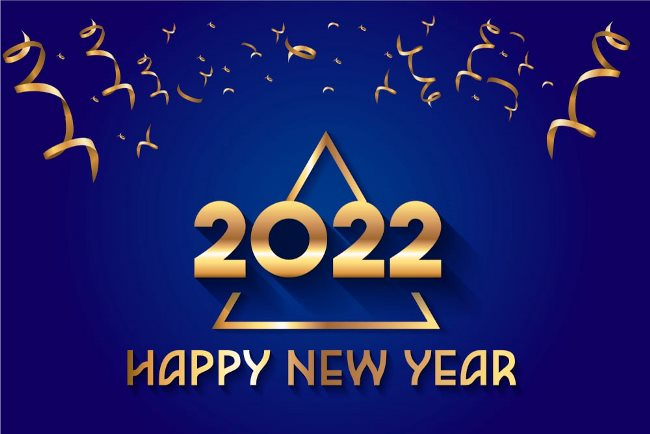 Happy New Year HD Images 2022