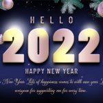 Happy New Year Photos 2022
