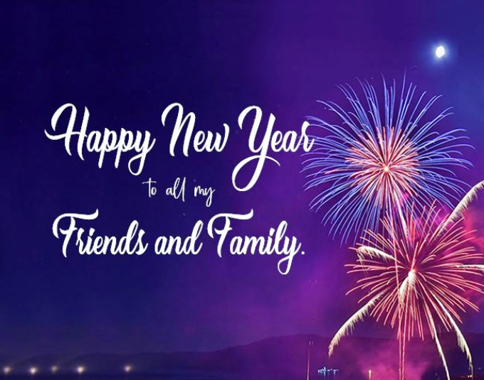 Happy New Year Quotes for Family 2022