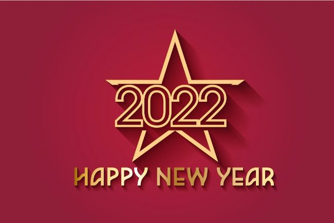 Happy New Year Wallpapers 2022