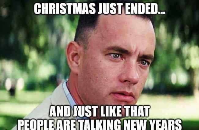 Happy New Year Funny Memes 2022