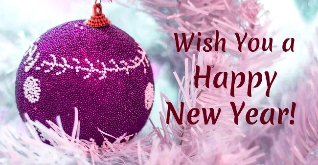 Happy New Year Messages For Friends