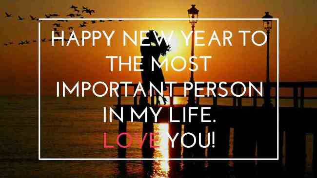 Happy New Year Messages for Girlfriend 2022
