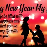 Happy New Year Messages for Love 2022