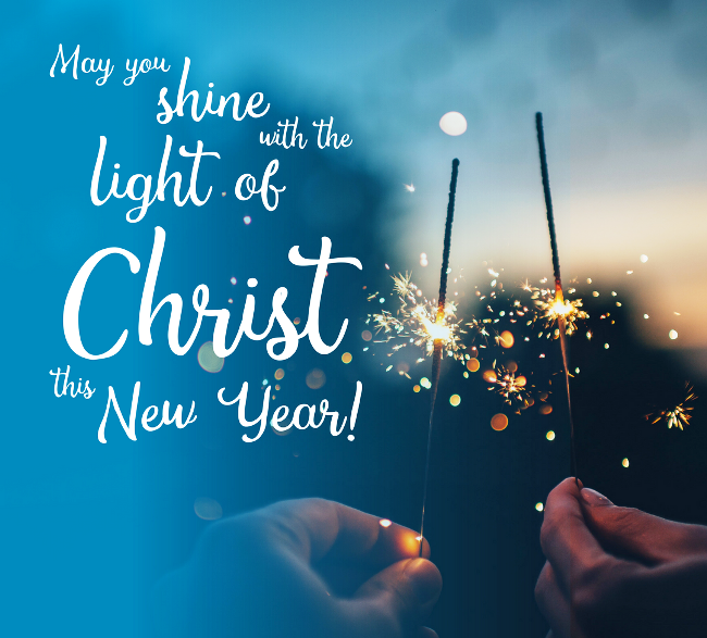 Happy New Year Wishes Bible Verses 2022