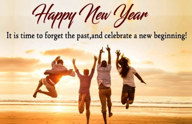 Happy New Year Wishes for Friends 2022