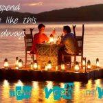 Happy New Year Wishes for Girlfriend 2022